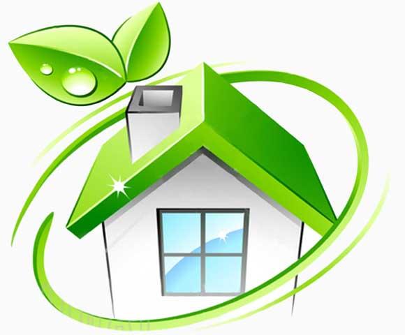 Очищаем дом