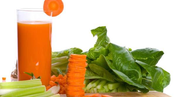Полезная морковь рецепты