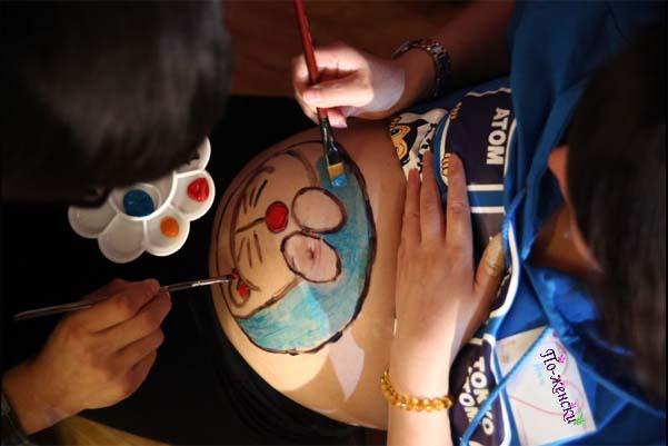 арт терапия при беременности