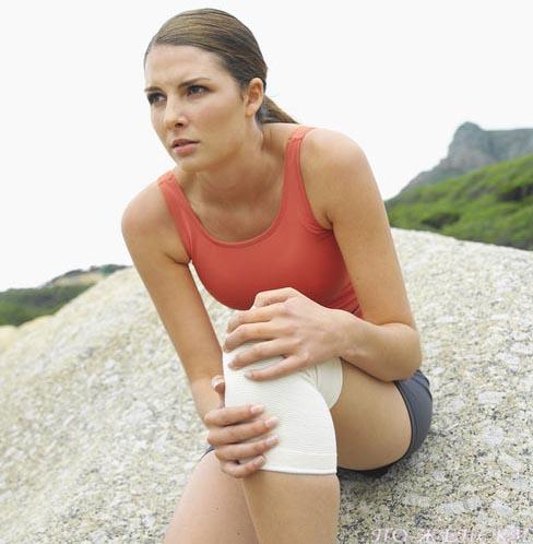 Боль при беге в колене
