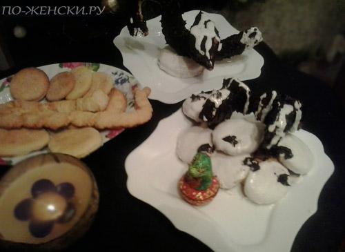 Рецепт диетического печенья