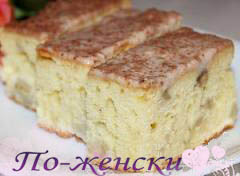 Рецепт пирог Валентинов
