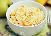 Рисовая диета- каша с лимоном