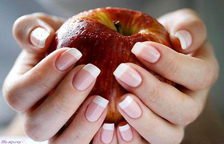Диета для ногтей