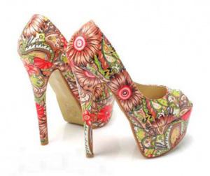 Мода и каблуки или