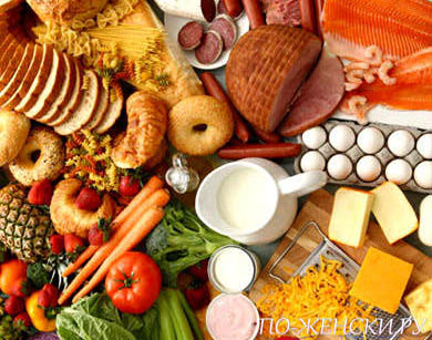 Правила здорового питания для здоровья и красоты
