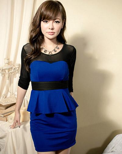 Красивое платье, символ женской красоты
