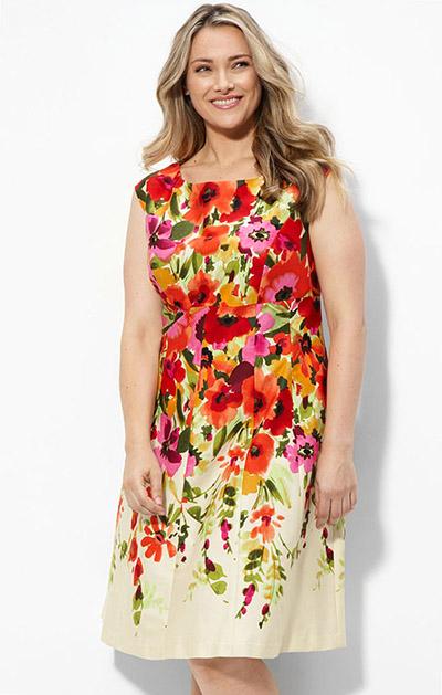 Красивое платье символ женской красоты
