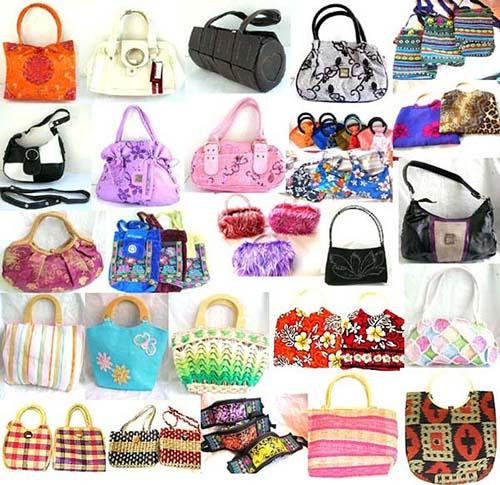 Яркие и необычные летние сумки