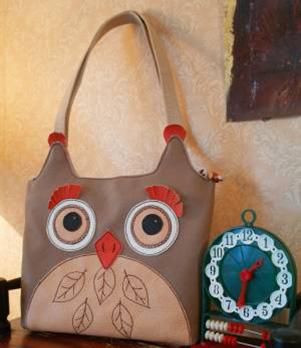 Яркие и необычные сумки