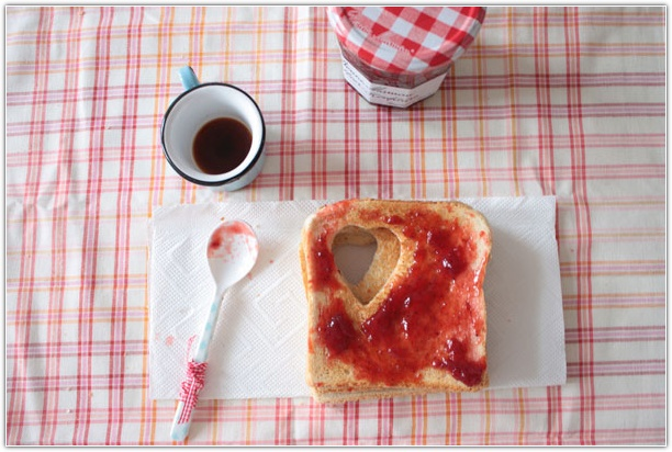 На завтрак сладкое
