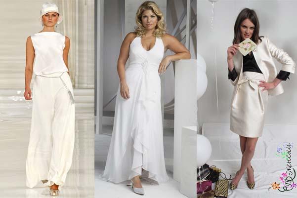 Белый цвет в женском гардеробе
