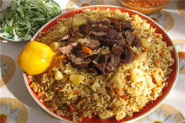 Кухня-Таджикистана