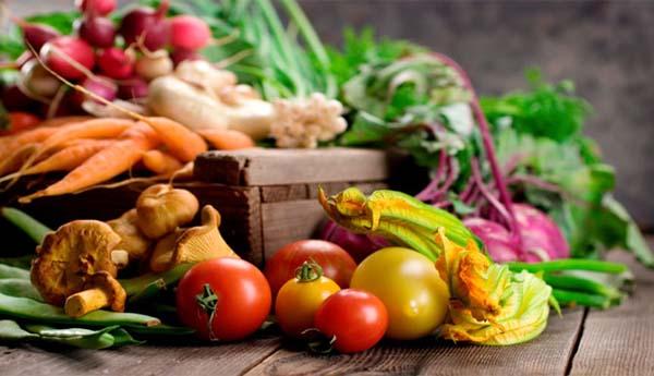 Овощи с грядки помогут похудеть