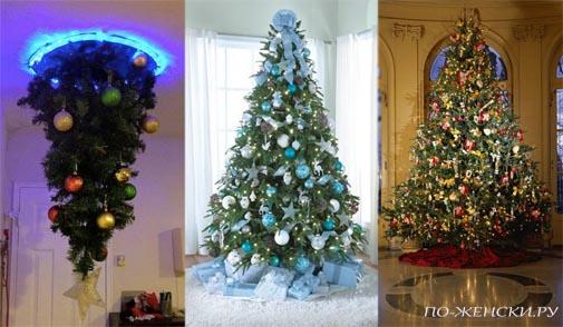 Наряжаем новогоднюю елку