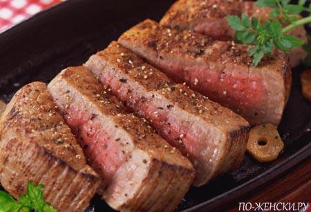 рецепт говядина с мясом