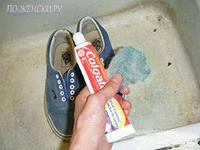 Чистит и лечит зубная паста