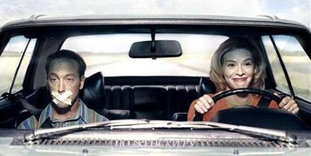 Женские привычки за рулем