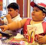 детское ожирение проблемы