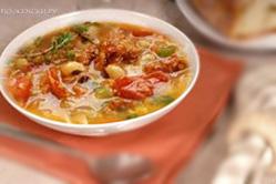 Овощной суп Пикантный