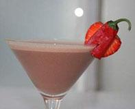 Клубничный коктейль с чили