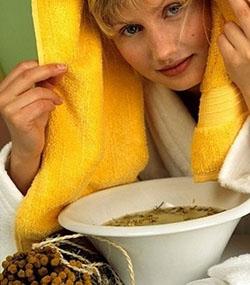 Паровые ванны для кожи лица, о пользе и практике