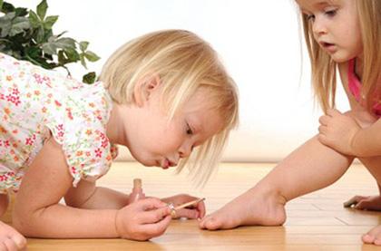 Состояние ногтей – показатель здоровья, и даже совсем маленького крохи.