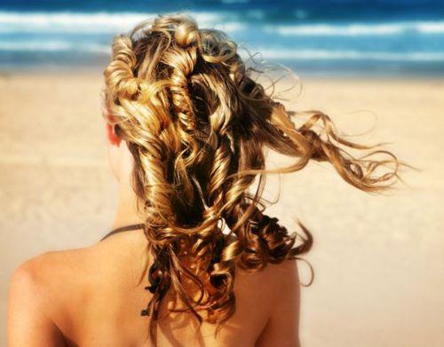 Помощь волосам – летняя забота для здоровья волос