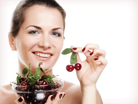 Вишневая диета - худеем с пользой для здоровья