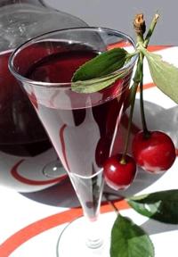 Лечение Вишней - сок